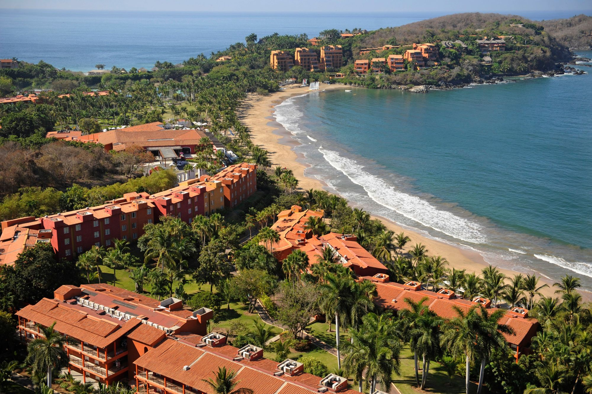 club med ixtapa pacific - mexique