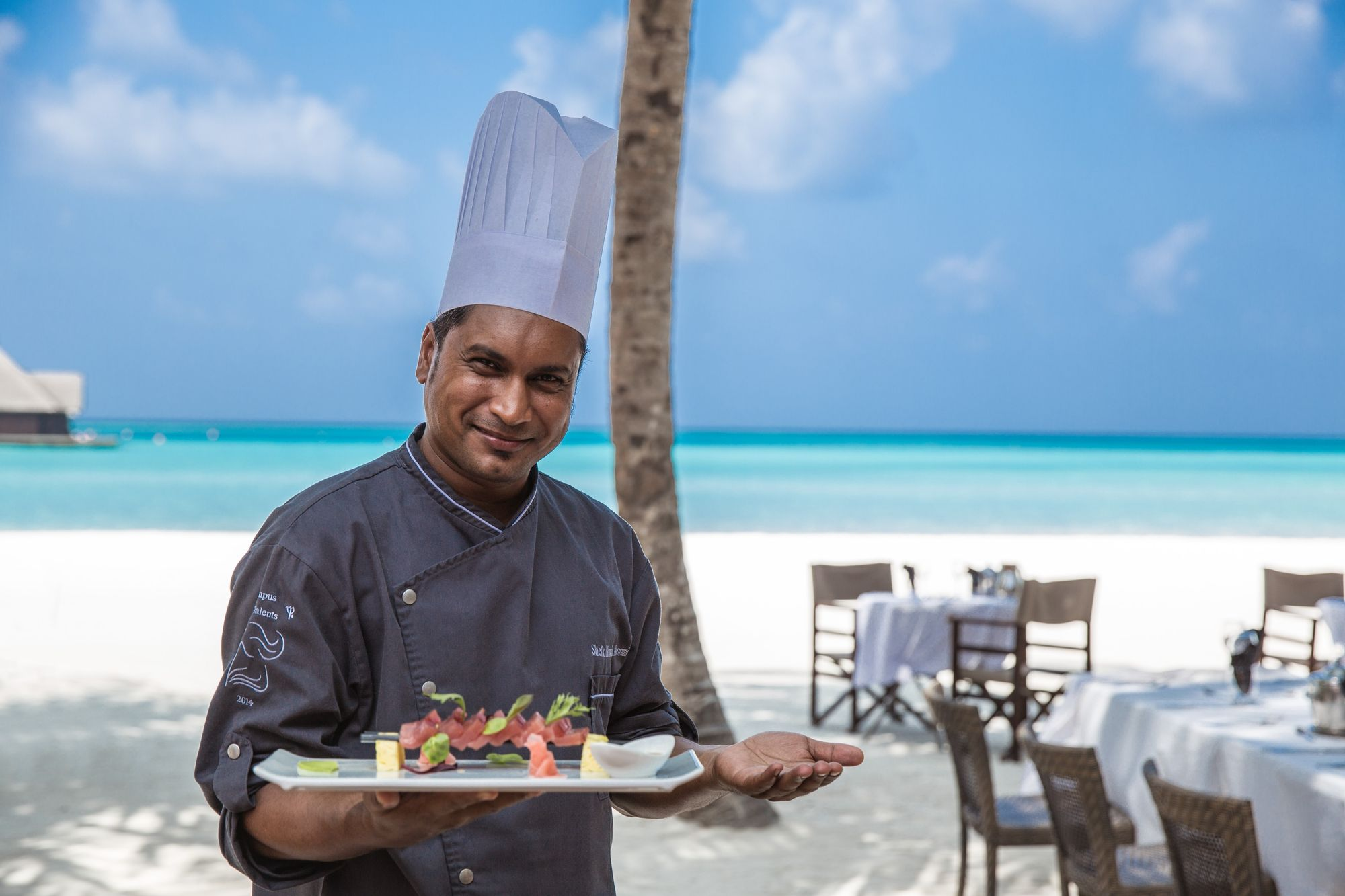 club med kani restaurant - maldives